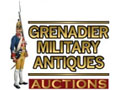 Grenadier Military Antiques Auctions Spring Auction - 25th March - 8th April