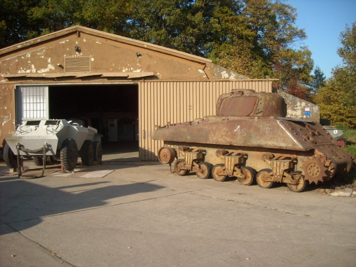 M4 Sherman 75mm,worldwide probably the last original and undamaged  GI battle tank for sale
