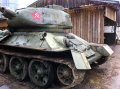 WANTED - Parts for T-34/76 Restoration
