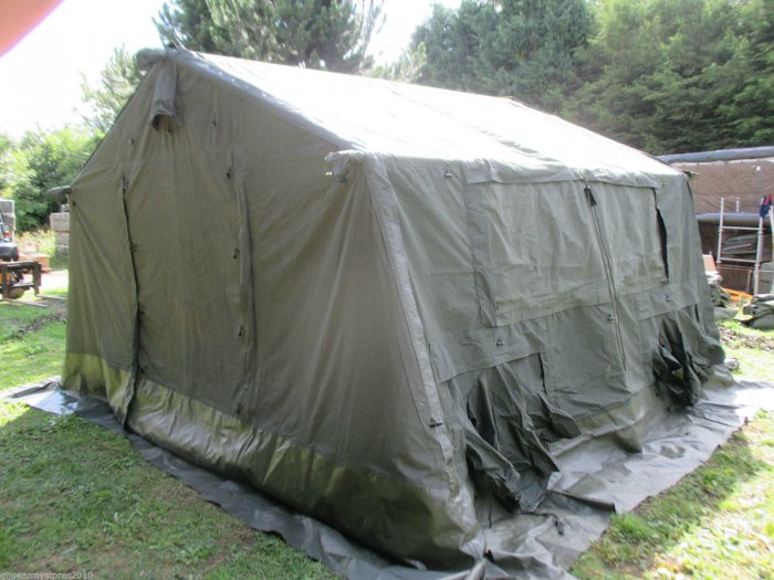 British Army 12x12 Frame Tent