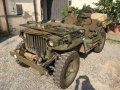 1943 Willys MB combat ready
