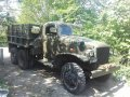 GMC CCKW 352A2, 1941, Many early parts
