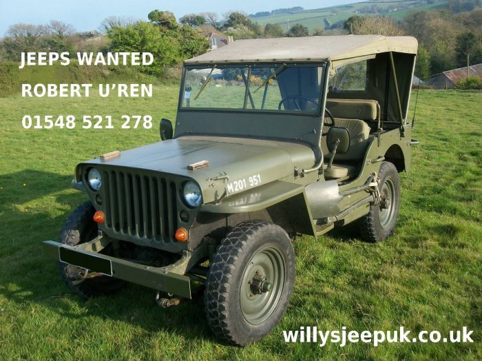 Jeeps Wanted