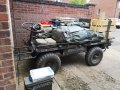 M274A4 Mechanical Mule 1961 100% complete