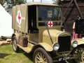 WW1 T Ford Ambulance