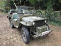 1941 Willys Early Slat Grill