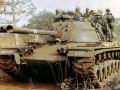 Tank M48 ,exceptionally rare Vietnam and cold war  piece of history, deact 90mm main gun