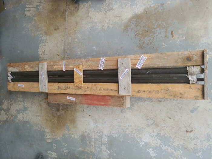 Torsion bars for FV430 series