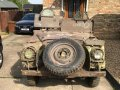 Armoured Series 1 Land Rover 1952/3