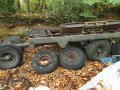 Universal Carrier Trailer Restoration Project