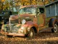 Dodge 1/2 ton pickup truck from 1942
