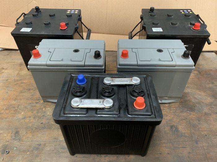 Military Vehicle Batteries