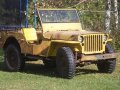 Very rare Willys MB, 1944, MZ-1 or MZ-2 (USMC or USN?) Radio jeep