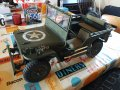 1/6th scale Willys MB WW2 Jeep Scale Model