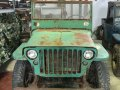 Willys MB July 1943 barn find