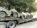 Ex Army Penman Land Rover Trailers