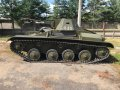 WW2 T-60 Light Tank