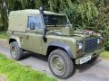 Land Rover Wolf Tul GS Lhd