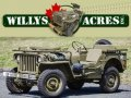 Willys Acres Jeep Parts